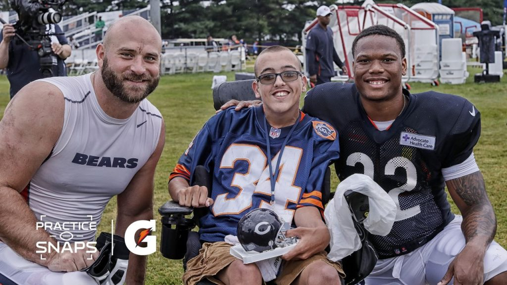 Report From: Chicago Bears Training Camp