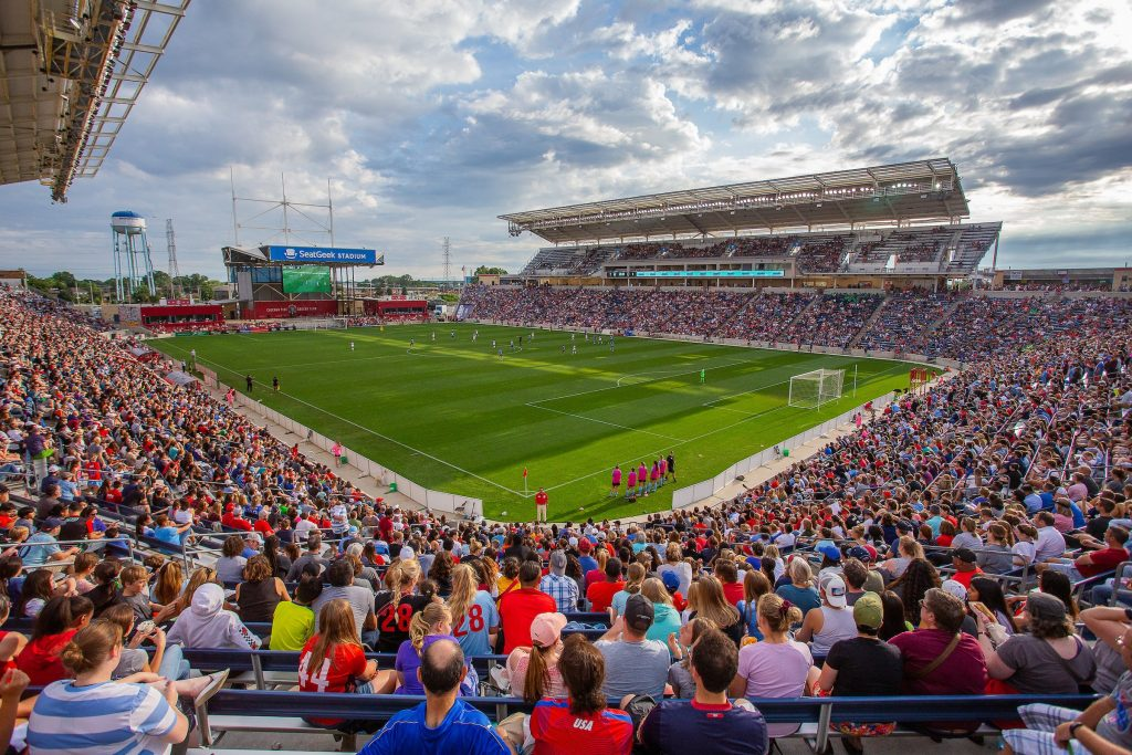 Chicago Red Stars Ride World Cup to Record Attendance