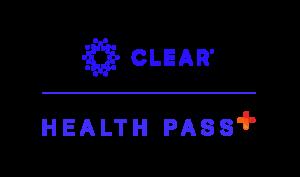 Clear Health Pass Logo Lock-up
